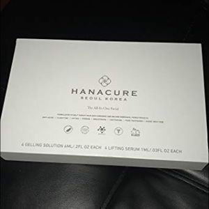Hanacure all in one facial